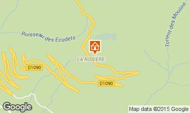 Kaart La Rosière 1850 Studio 2464