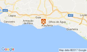 Kaart Albufeira Appartement 109950