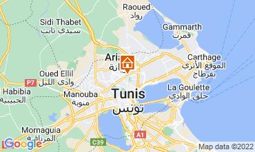 Kaart Tunis Appartement 80246