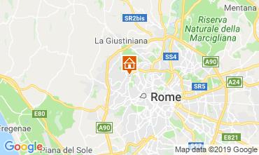 Kaart Rome Appartement 98711