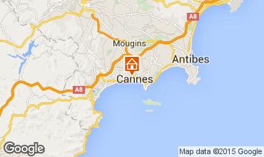 Kaart Cannes Studio 57974
