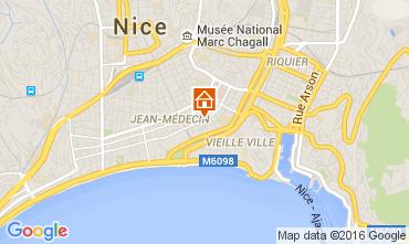 Kaart Nice Studio 104105