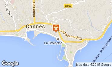 Kaart Cannes Studio 100520
