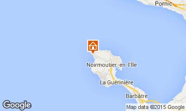 Kaart Noirmoutier en l'Île Appartement 31133