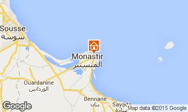 Kaart Monastir Appartement 87542