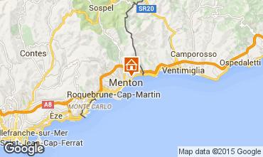 Kaart Menton Studio 75534