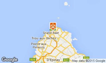 Kaart Grand Baie Villa 5356