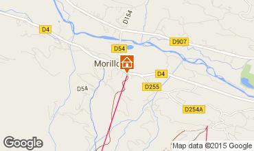 Kaart Morillon Grand Massif Studio 24998