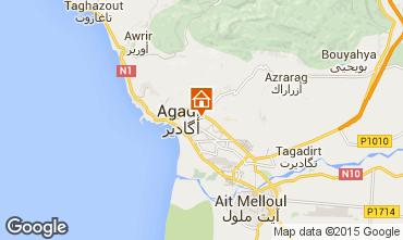Kaart Agadir Villa 54307