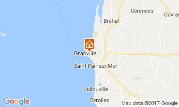 Kaart Granville Appartement 10725