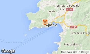 Kaart Ajaccio Studio 66053