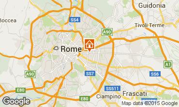 Kaart Rome Appartement 74636