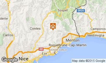 Kaart Monaco Bungalow 100205