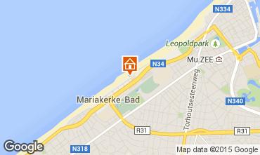 Kaart Oostende Studio 16612