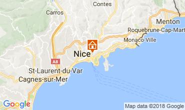 Kaart Nice Studio 114615