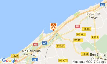 Kaart Mohammedia Appartement 111635
