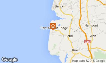 Kaart Fort Mahon Huis 43450