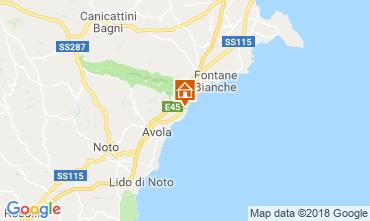 Kaart Avola Villa 103957