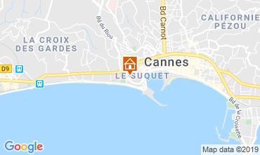Kaart Cannes Studio 79486
