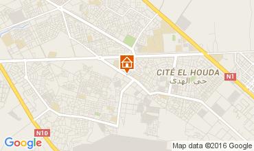 Kaart Agadir Appartement 105201