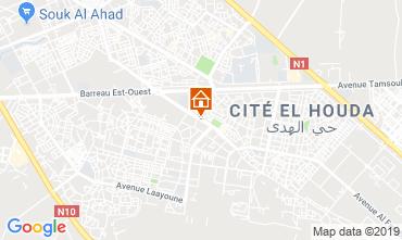 Kaart Agadir Appartement 120173