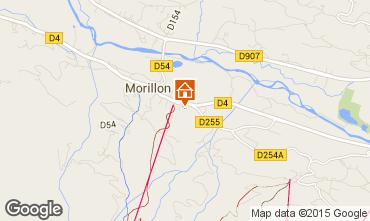 Kaart Morillon Grand Massif Studio 90867
