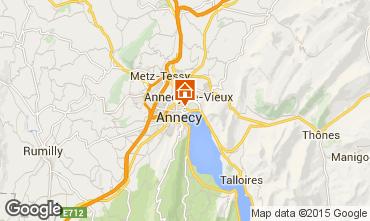 Kaart Annecy Studio 95281