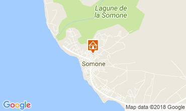 Kaart La Somone Villa 114913