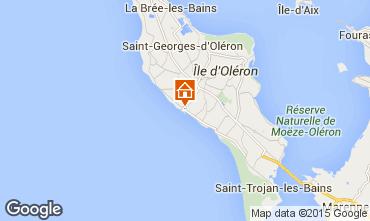 Kaart La Cotinière Appartement 64451