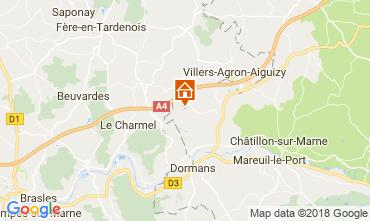 Kaart Reims Huis 115024