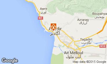 Kaart Agadir Appartement 61035