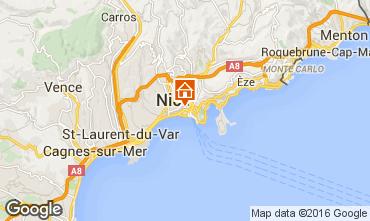 Kaart Nice Appartement 102844