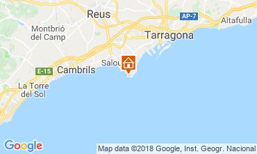 Kaart Salou Villa 79510