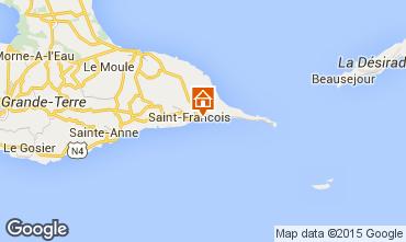 Kaart Saint Francois Bungalow 8957