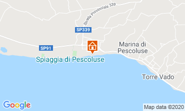 Kaart Pescoluse Villa 105714