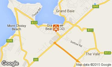 Kaart Grand Baie Villa 75584