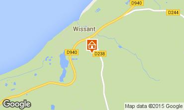 Kaart Wissant Huis 63412