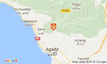 Kaart Agadir Villa 109071