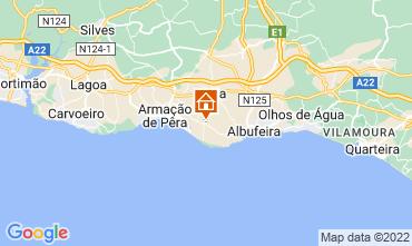 Kaart Albufeira Villa 106497