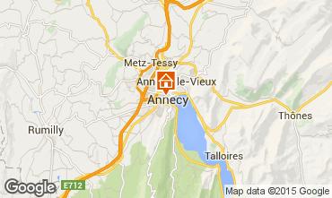 Kaart Annecy Appartement 30857