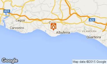 Kaart Albufeira Appartement 70603