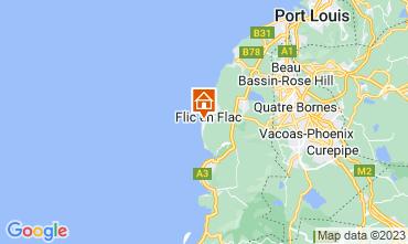 Kaart Flic-en-Flac Appartement 55358