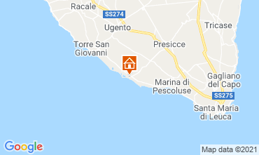 Kaart Lido Marini Huis 85090
