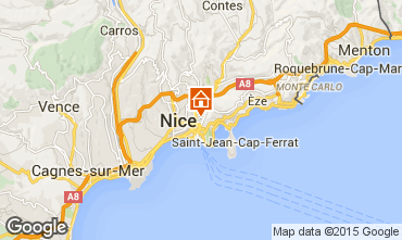 Kaart Nice Studio 97687
