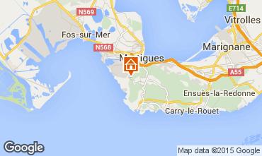 Kaart Martigues Villa 98149