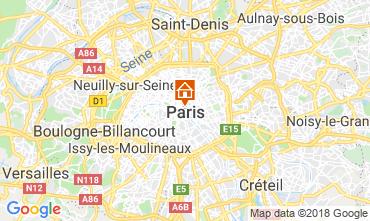 Kaart PARIJS Appartement 115578