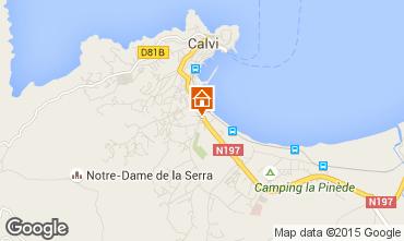 Kaart Calvi Studio 93989