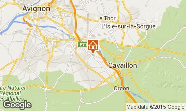 Kaart Avignon Huis 100030