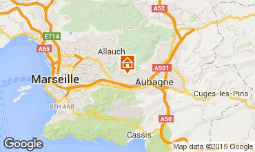 Kaart Marseille Appartement 62770