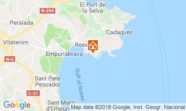 Kaart Rosas Huis 117495
